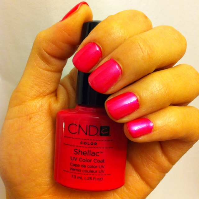 Tutti Frutti Nails: 28 Best Images About CND Shellac Colors On Pinterest