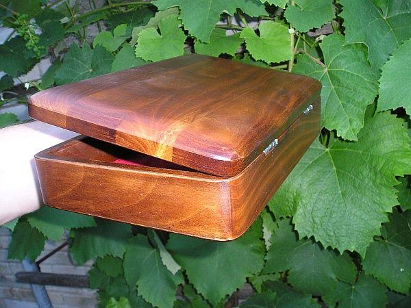 Truhličky, dřevěné dárky s textem na přání. SKLADEM eshop www.soly.cz
