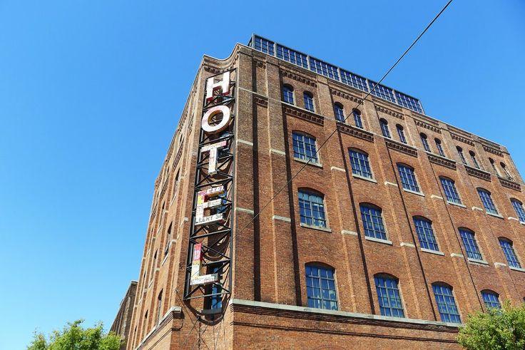 Wythe Hotel. New York 80 Wythe Ave, Brooklyn, NY 11249