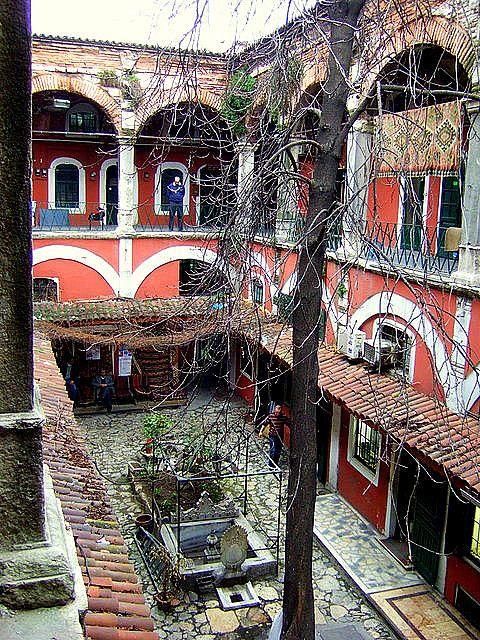 Zincirlihan-Grand Bazaar, Istanbul.