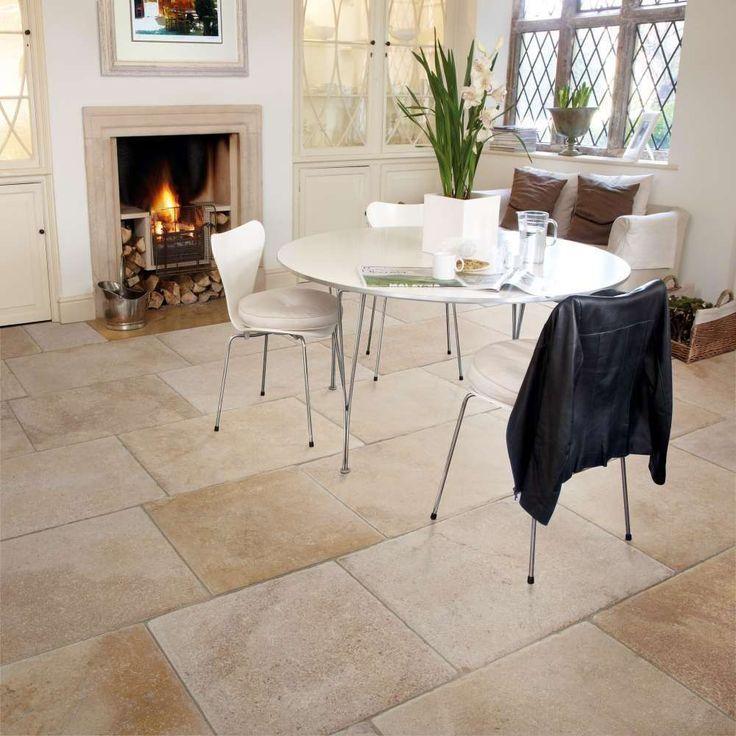 Perpignan Limestone Floor Tiles - Image 1