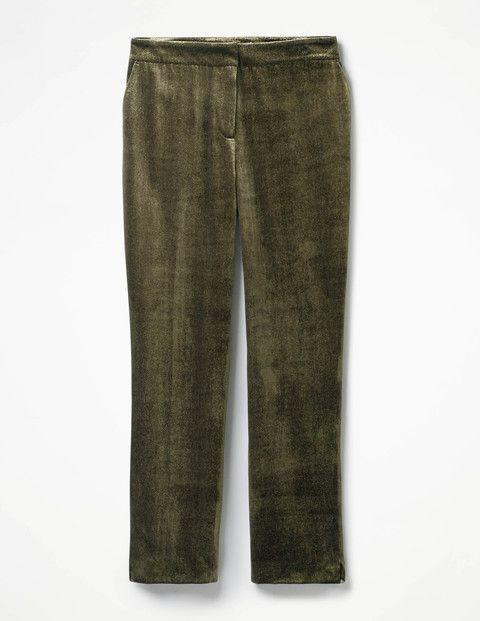 Vera Velvet Trousers