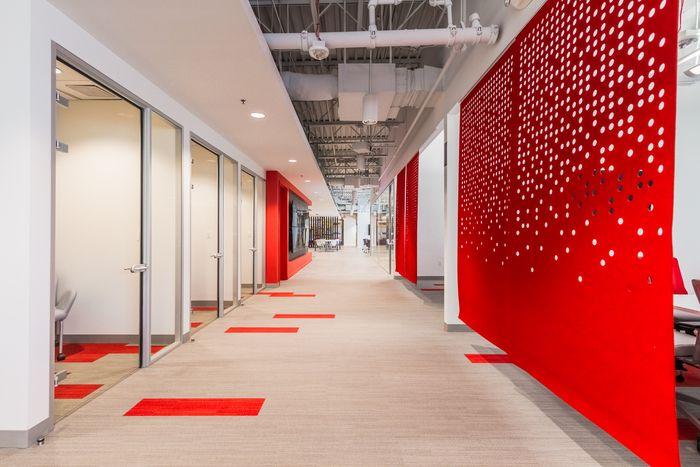 Scott Long Construction Headquarters - Chantilly - Office Snapshots