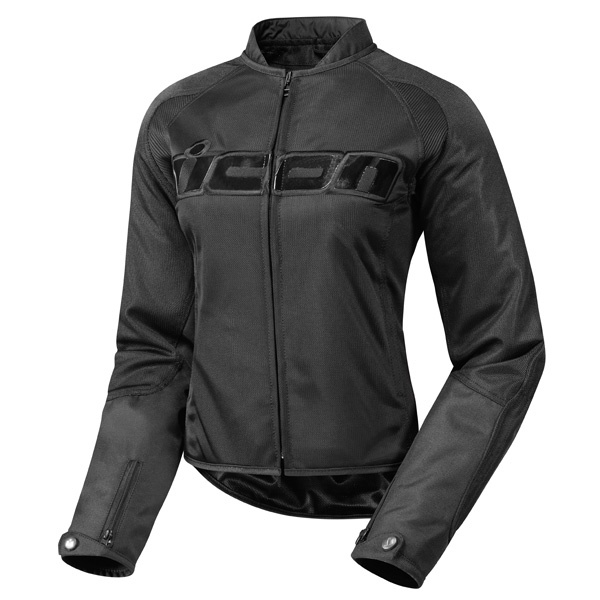 Icon Women's Hooligan 2 Stealth Jacket - $180