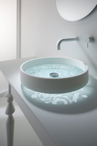 Now that's a pretty sink...