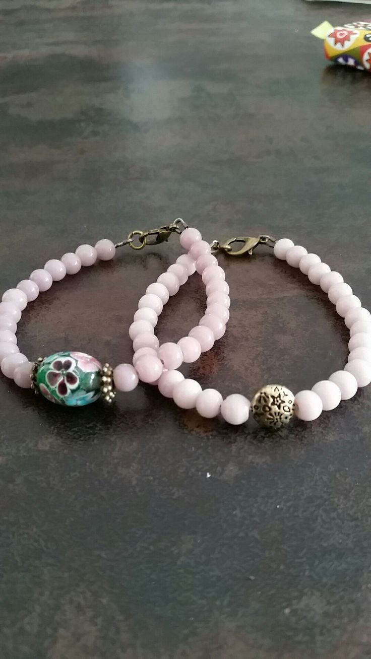 Soft pink&brons