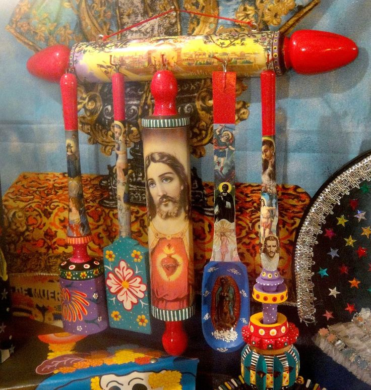 House of Guadalupe - Mexican Folk Art ONLINE SHOP — Wooden ...