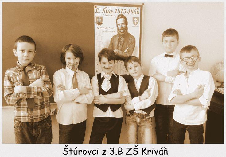 Ľudovít Štúr  ZŠ Krivan zskrivan.edupage.org