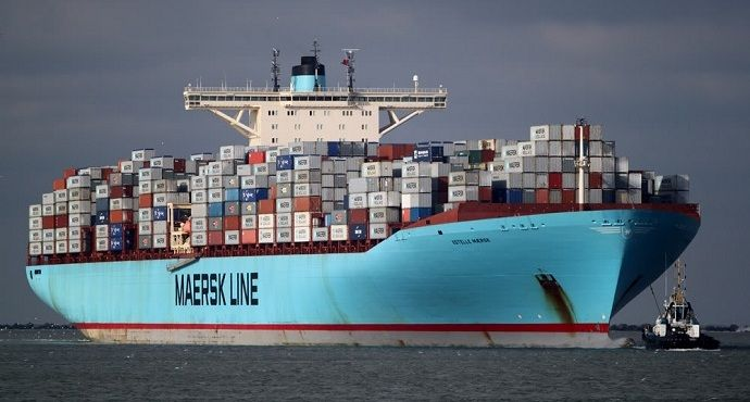 25 best images about Mary Maersk on Pinterest | Economies ...