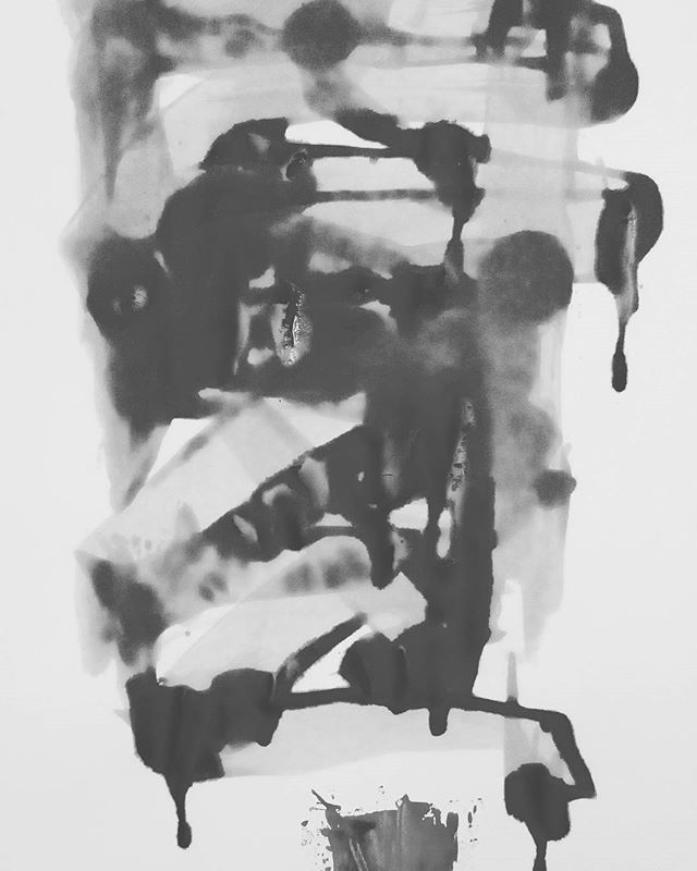 """""""We semi-happily agreed on being a medium-term relationship."""" #abstract  #abstractart #art #paintingoftheday #relationshit #breakup #anxiety #irony #ironic #humor #gallows #homeless #thatstupidguy #brokenheart #brokendreams #itisdead  #blackandwhiteisworththefight #black #white #blackwhite #whiteandblack #blackandwhite #blacknwhite #abstract #berlinart #kunst #relationship #theend #theendmyfriend #watercolor  #everybodysheartsbreakingnow"""