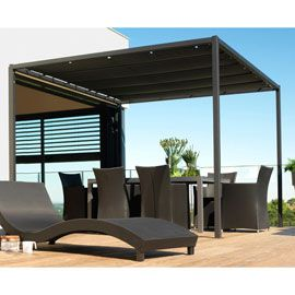 tonnelle kilda pergola pinterest pergolas. Black Bedroom Furniture Sets. Home Design Ideas