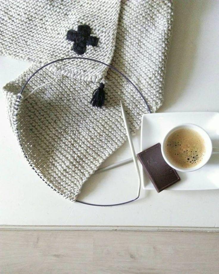 pause café tricot