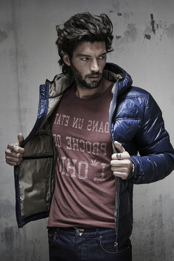 Discover the new collection Fall-Winter 2015 for male. Get in the abrasive world ... All Depends On You. #ADOY - Fashion for Men