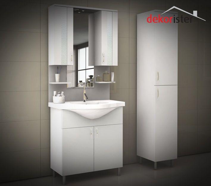 Banyo boy dolabı ile banyonuzdaki dağınıklık son bulsun. İstediğiniz modeli seçin ve ürün tesliminde kapıda ödeme yapın http://www.dekorister.com.tr/sayfa/banyo-boy-dolabi
