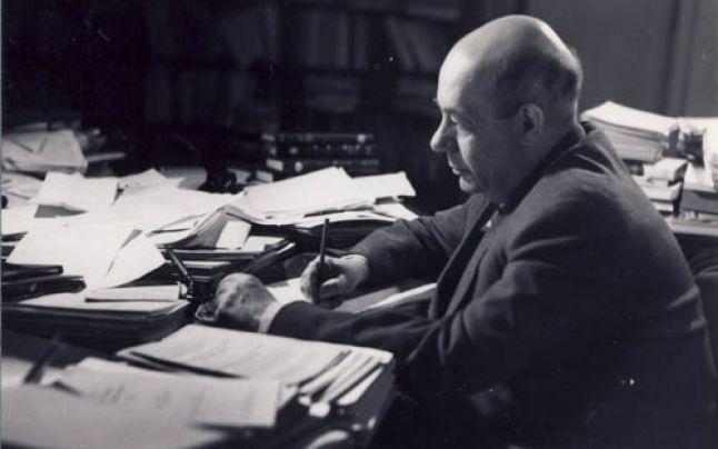 Aniversare: 109 ani de la naşterea tulceanului Grigore Moisil, matematician celebru şi părintele informaticii româneşti