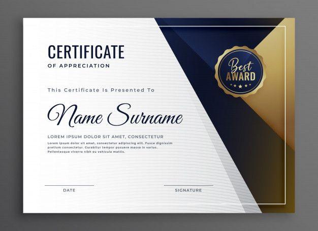 Download Elegant Diploma Certificate Of Achievement Template