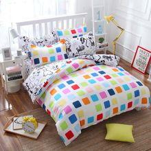 2016 Новый Спальный Комплект, Супер Мягкий Постельный Комплект Для Кровати, Постельный Комплект Для Одеяла,…