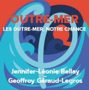 les outre mer notre chance roughly translates as overseas departments our