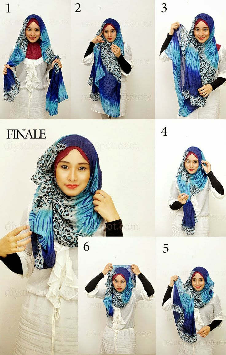 17 Best Images About Hijab Styles On Pinterest Simple Tutorial