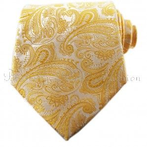 Yellow Gold Paisley Neckties / Formal Business - Wedding Neckties - See more at: https://bestowneckties.ca/yellow-gold-paisley-neckties-formal-business-wedding-neckties-361.html#sthash.8DCNFzmo.dpuf