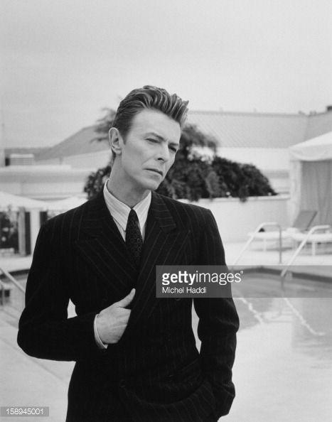 David Bowie, Interview magazine, 1994