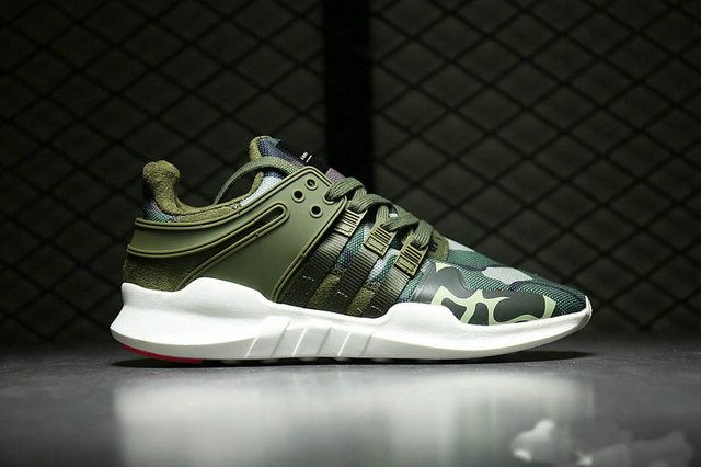 finest selection 5c6b5 b446d Adidas EQT Support ADV Primeknit 93 Army Green Camo 2018 Legit Cheap Shoe