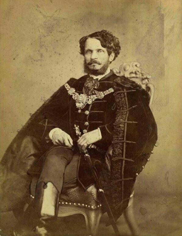 Count Gyula Andrassy (1823-1890)