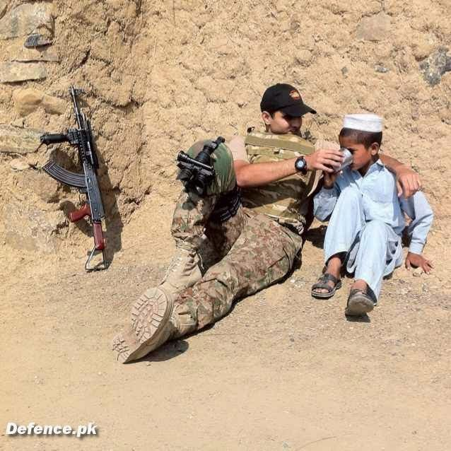I Love Pakistan: Now thats why I love Pakistan's army