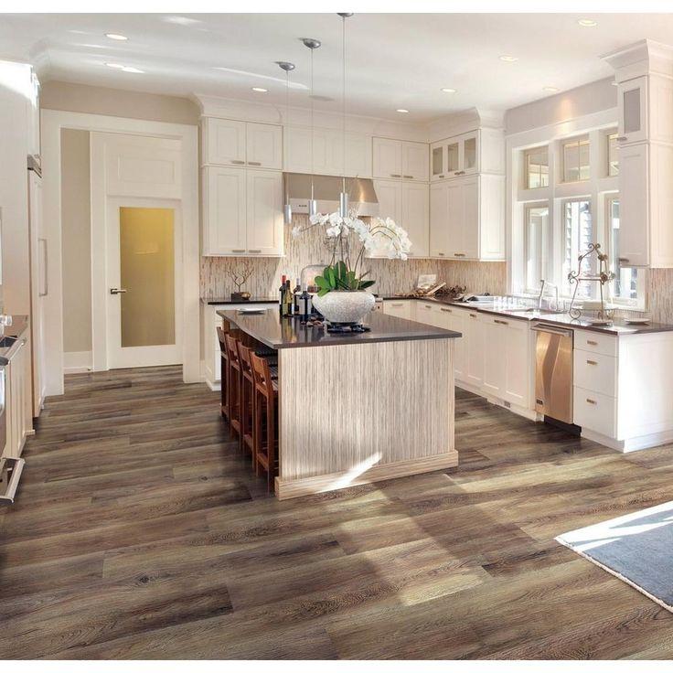 NuCore Cheyenne Plank with Cork Back Floor & Decor in