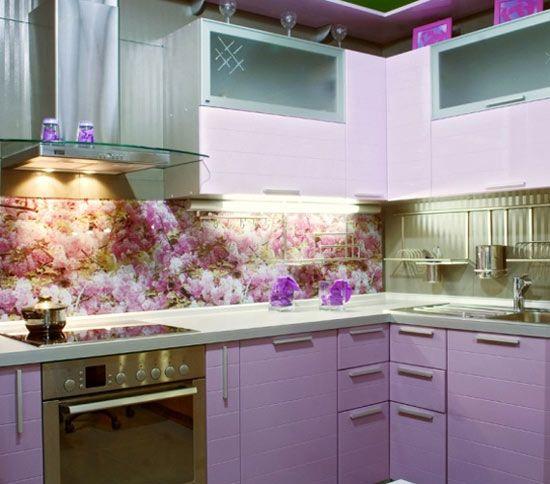 17 best ideas about purple kitchen interior on pinterest for Purple and green kitchen ideas