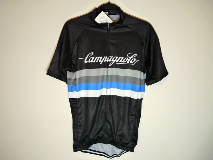 Campagnolo unbranded cycling jersey maillot cycliste - NWT - XL