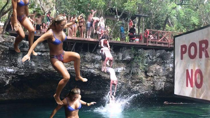 Flipside Mexico 2017 | Grand Oasis, Cancun | Congo | Playa Del Carmen Ce...