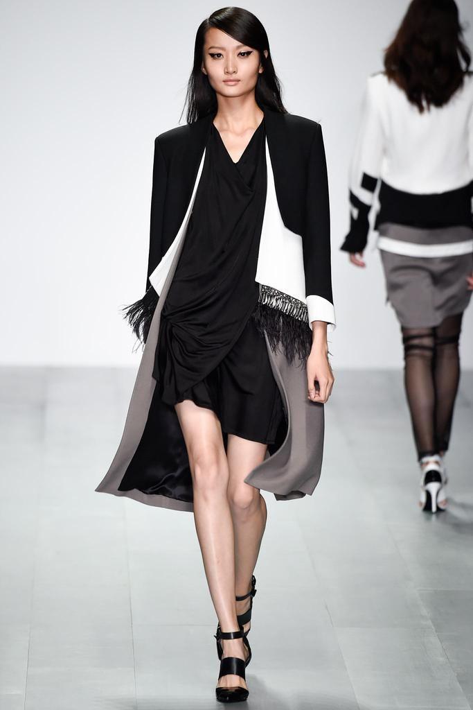 Jean-Pierre Braganza Spring 2015 Ready-to-Wear