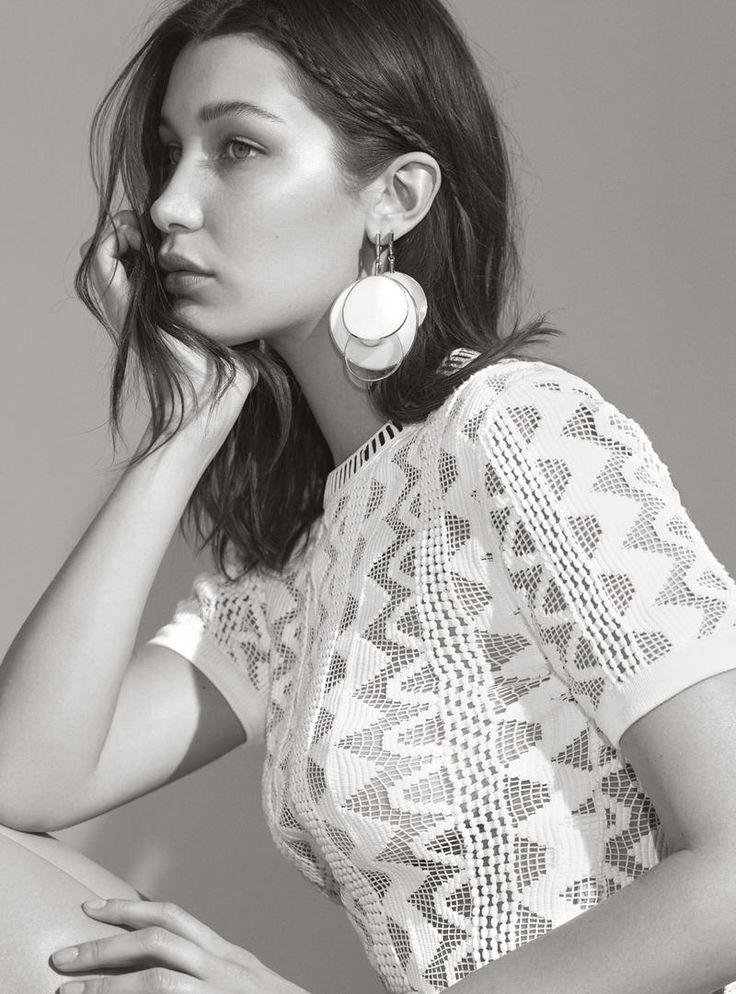 Bella Hadid (Vogue Australia)