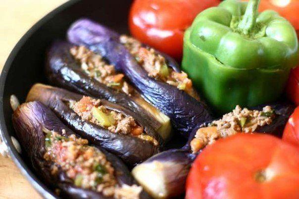 Azerbaijani dolma «three sisters». Recipe here: http://recipes-read ...