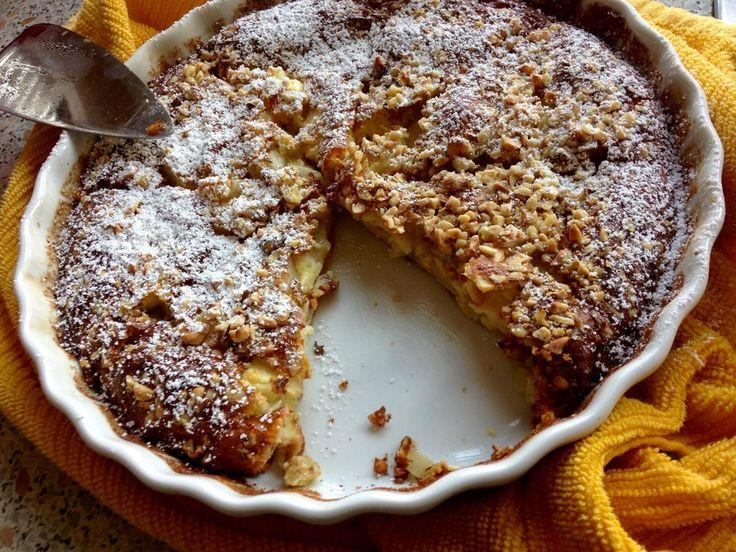 Birnenauflauf mit Walnüssen, ein leckeres Rezept aus der Kategorie Dessert. Bewertungen: 12. Durchschnitt: Ø 4,1.