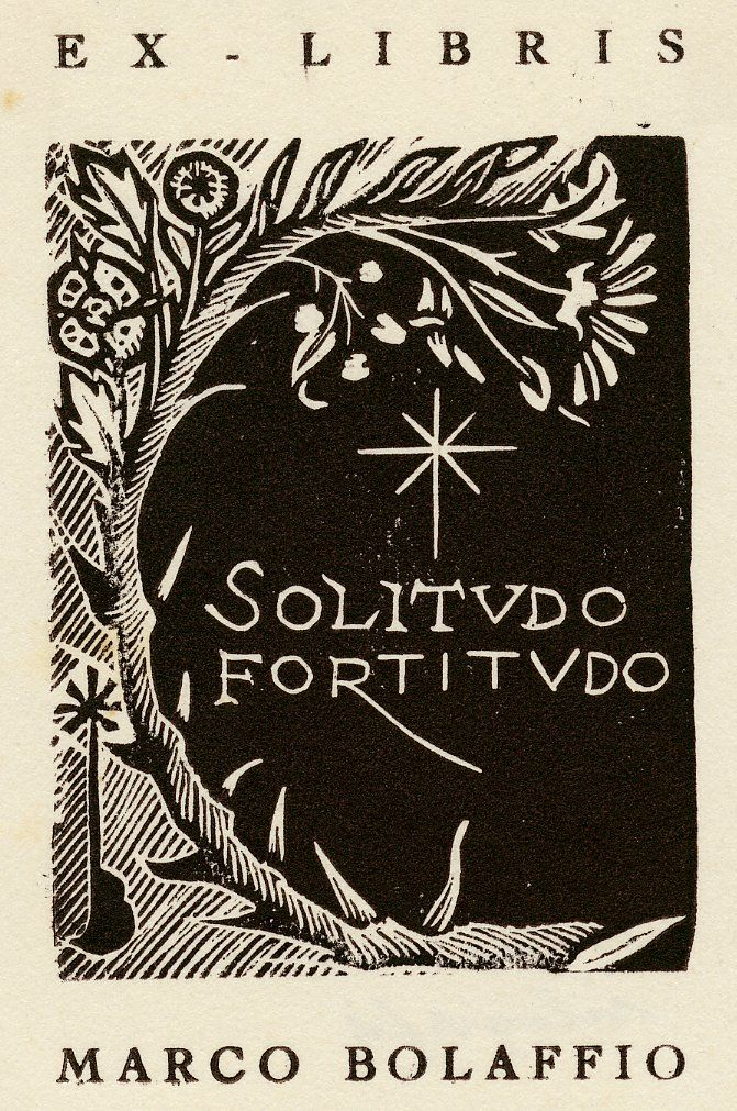 Bruno da Osimo, Ercolini Bookplate Collection