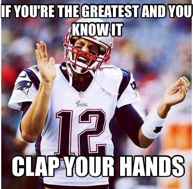 New England Patriots  Tom Brady  Greatest
