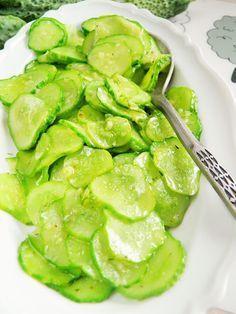 Sio-smutki: Smażone ogórki do obiadu