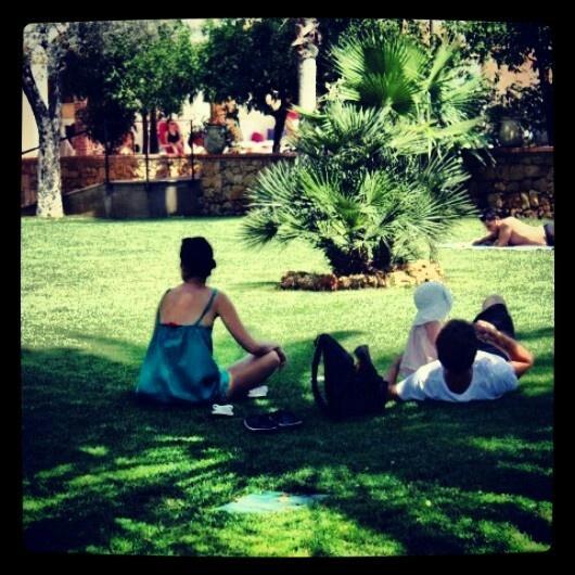 Relax at Genoardo Park Hotel