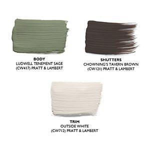 860 best exterior paint colors images on pinterest for Old west color palette