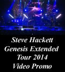 Steve Hackett Genesis Extended video promo