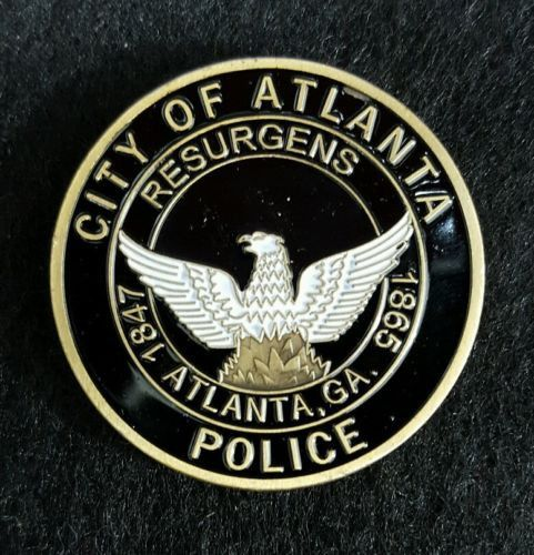 Saint Michael - City of Atlanta Police