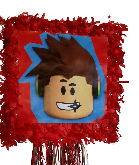 RoBlox Pinata PULL STRING TYPE | Products in 2019 | Roblox