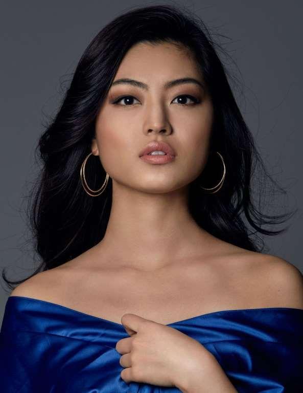 Sari Nakazawa:   Country: Japan, Age: 23  -  Meet this year's Miss Universe contestants
