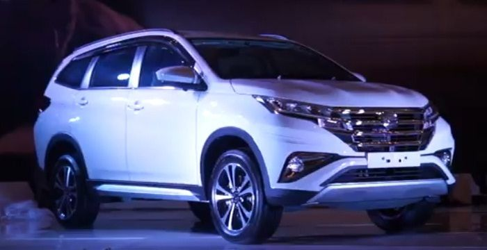 2019 Daihatsu All New Terios Review Specifications Price