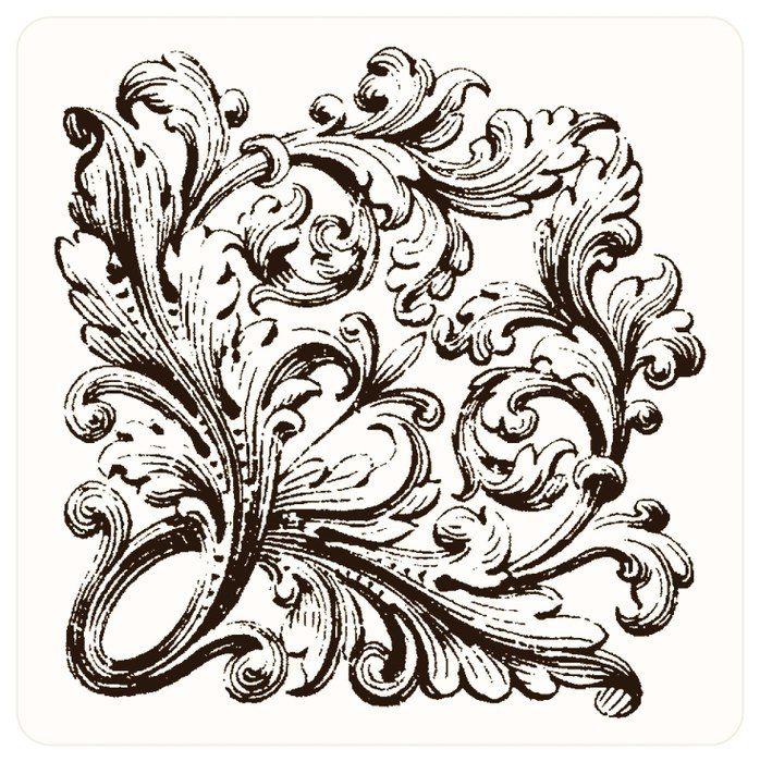 сняли картинки в стиле барокко вензелей узоров под кожей лежат