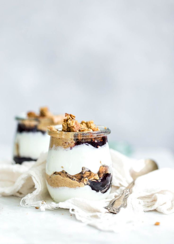 We'verounded upseven easy-to-prepare breakfast parfaitsthat are the perfect healthyoption ifyou're on the go all morning. Take a look below and be sure to tell us...