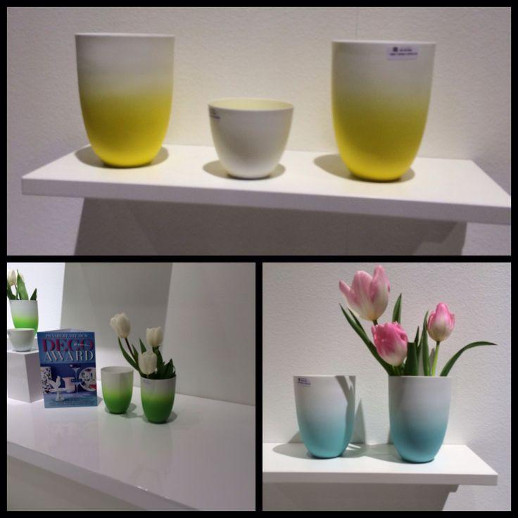 Nye vaser fra ASA