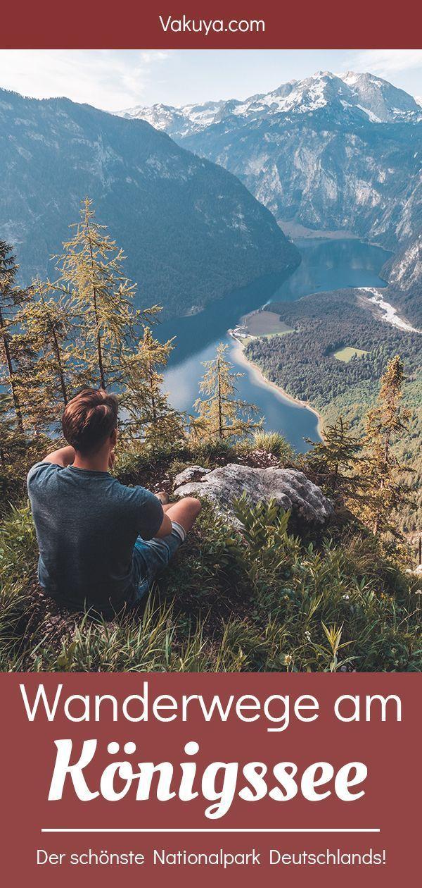 7 Sehenswurdigkeiten Wanderwege Am Konigssee Die Du Nicht Verpassen Solltest In 2020 Amazing Travel Destinations Outdoor Travel Hiking Trails